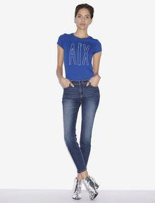 ARMANI EXCHANGE Logo T-shirt [*** pickupInStoreShipping_info ***] d