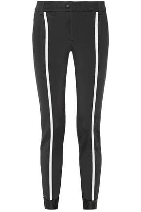 FENDI Roma striped ski pants