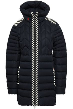 PERFECT MOMENT Quilted shell jacket