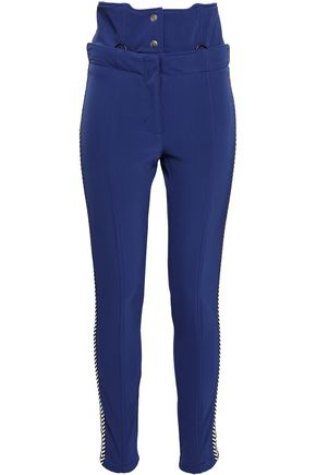PERFECT MOMENT Shell skinny ski pants