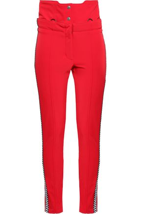 PERFECT MOMENT Slim-leg ski pants