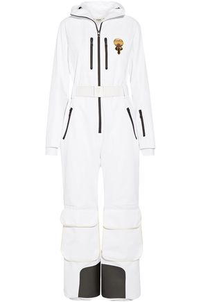 FENDI Karlito embellished ski suit