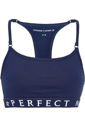 PERFECT MOMENT Stretch sports bra