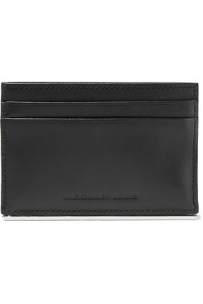 ALEXANDER WANG Leather cardholder
