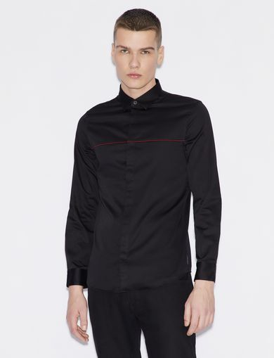 Armani Exchange Mens Shirts Dress Casual Ax Store