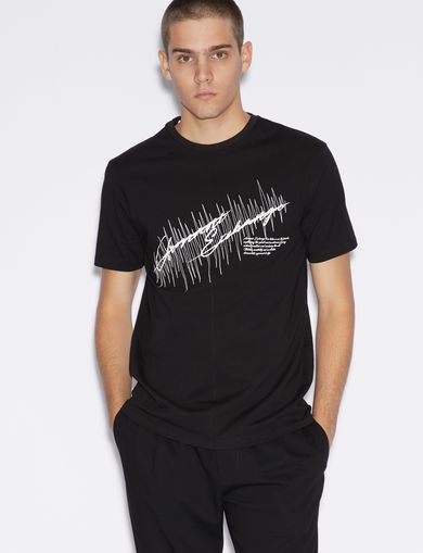 37191acdc914 Armani Exchange Tshirt for Men   A X Online Store