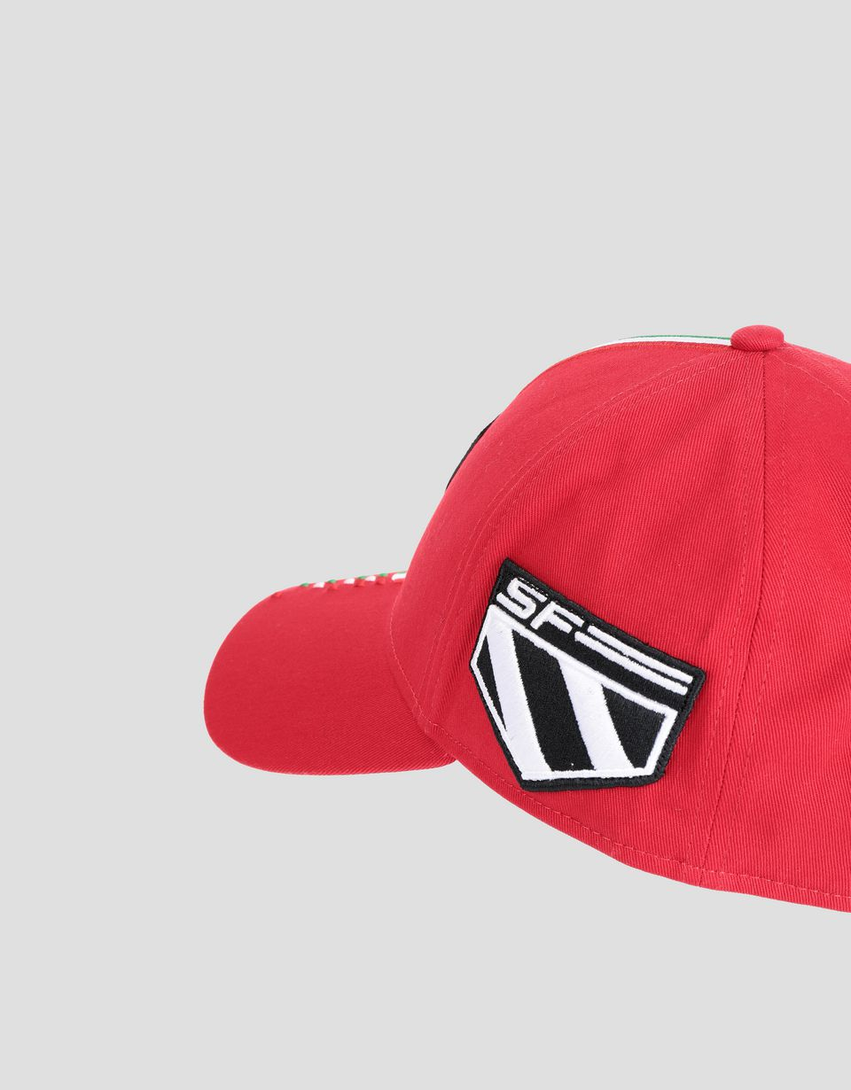 Scuderia Ferrari Online Store - Everywhere Red Men's Cap -