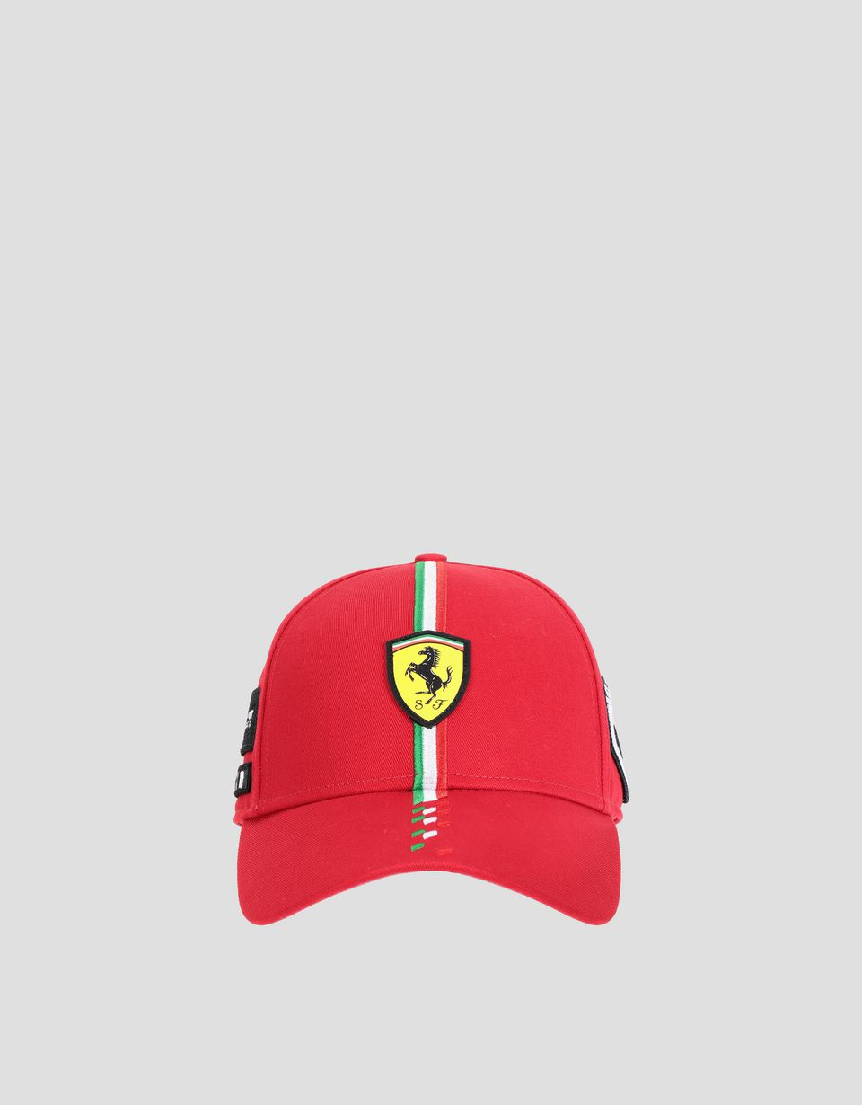 Scuderia Ferrari Online Store - Everywhere Red men's cap - Baseball Caps