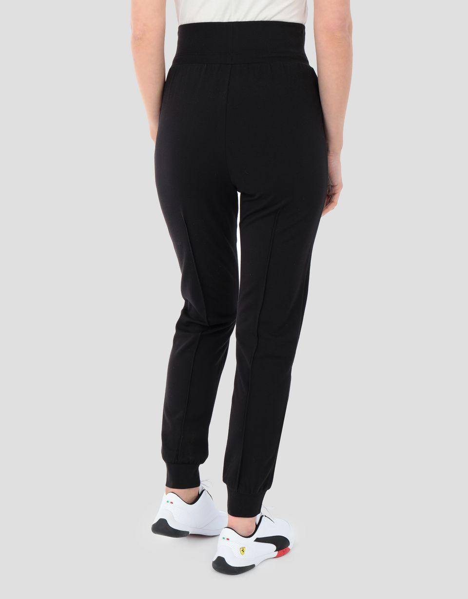 Scuderia Ferrari Online Store - Pantalon de jogging au point de Milan pour femme -