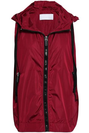 NO KA 'OI Shell hooded vest
