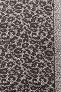 ROBERTO CAVALLI Leopard-print silk-twill scarf