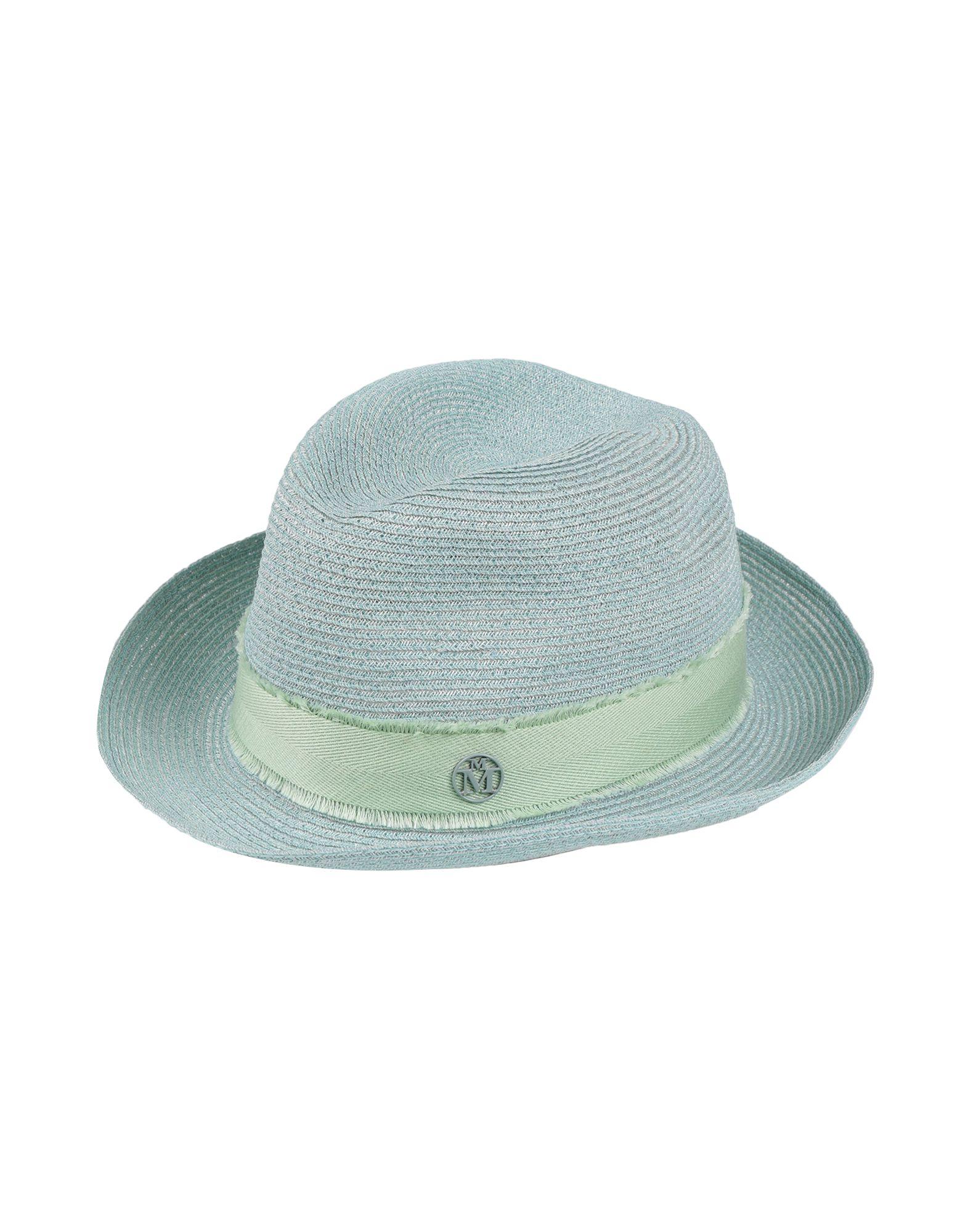 MAISON MICHEL Головной убор головной убор shay five seasons шапки тонкие