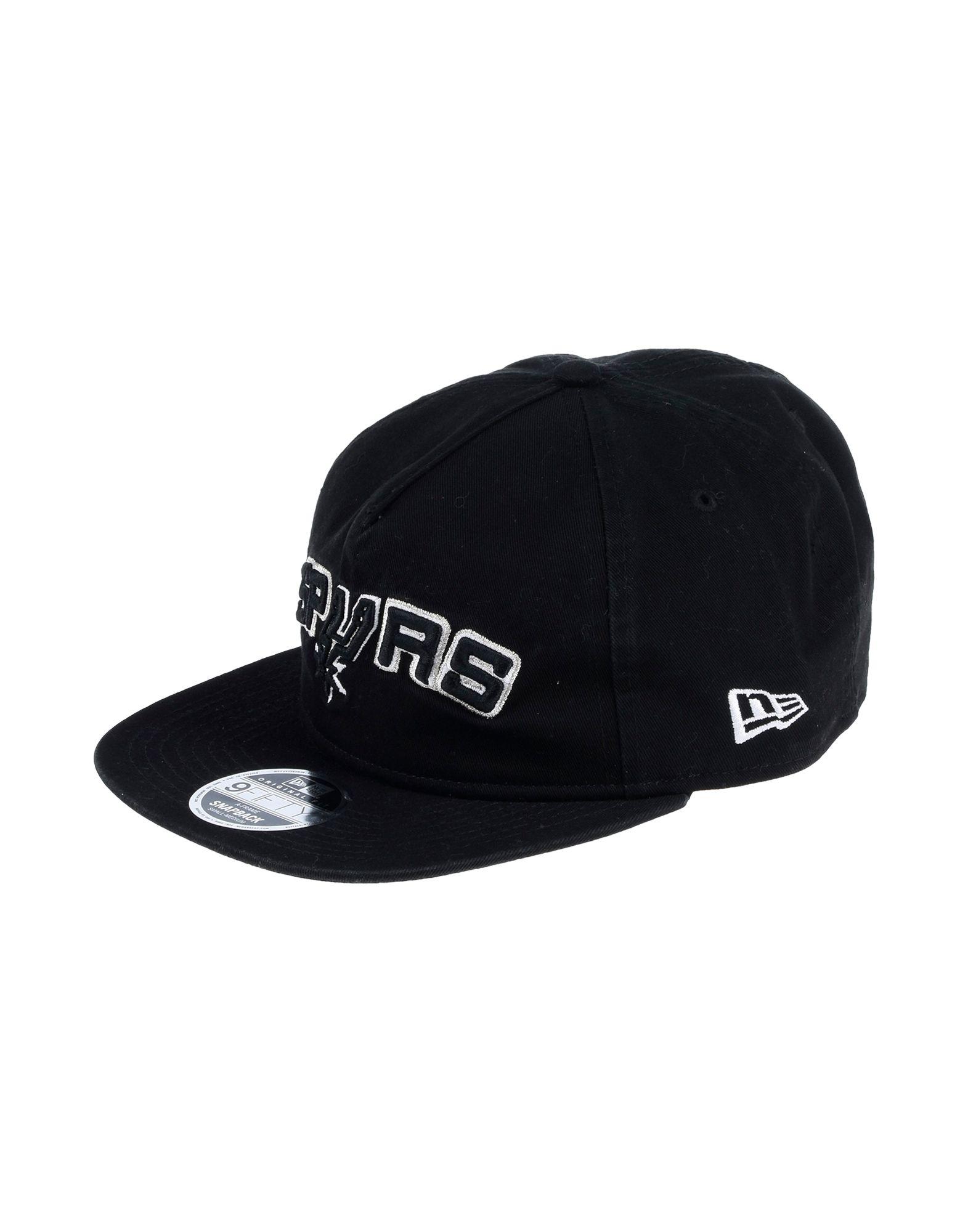 《期間限定 セール開催中》NEW ERA メンズ 帽子 ブラック M コットン 100%