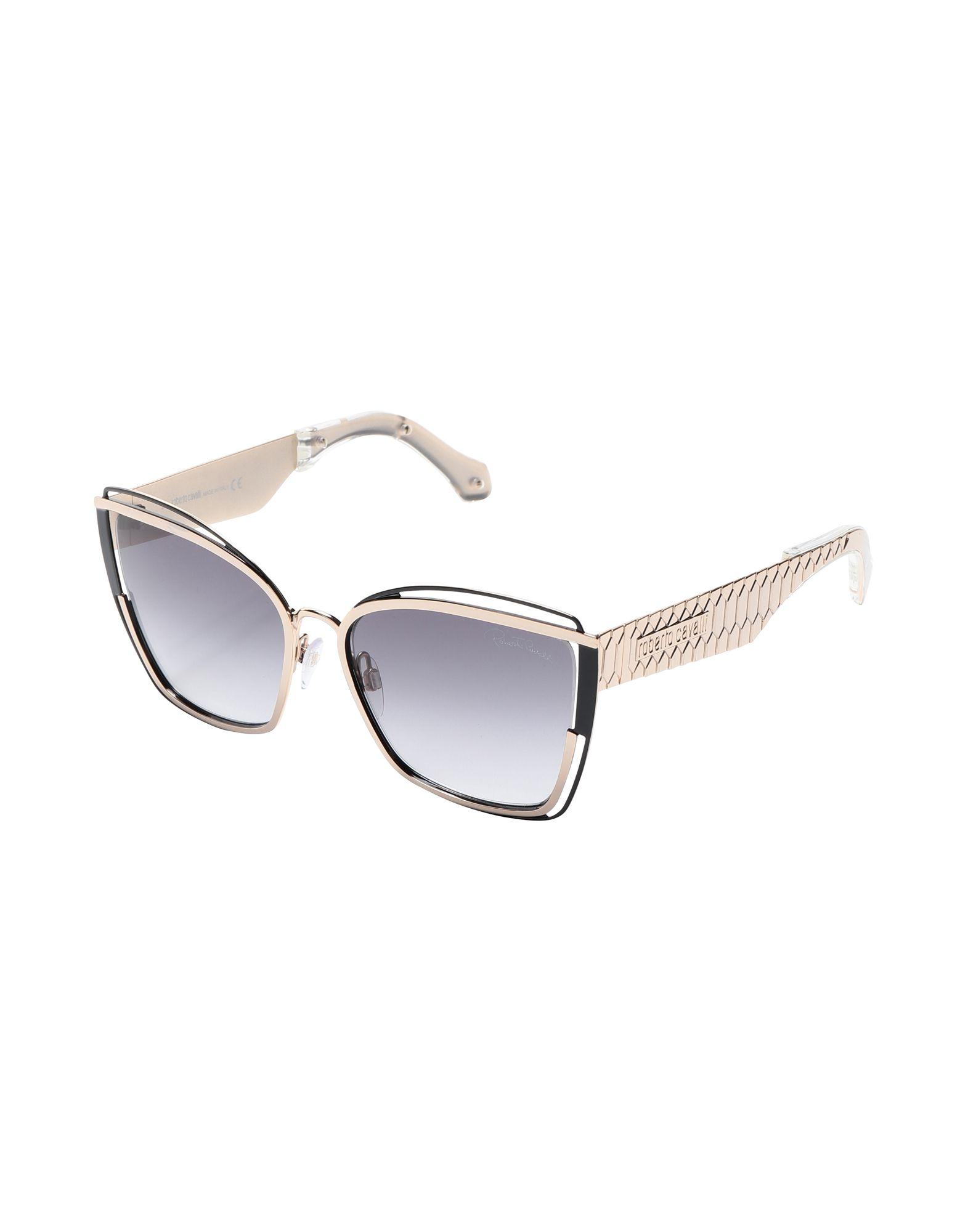 цена на ROBERTO CAVALLI Солнечные очки