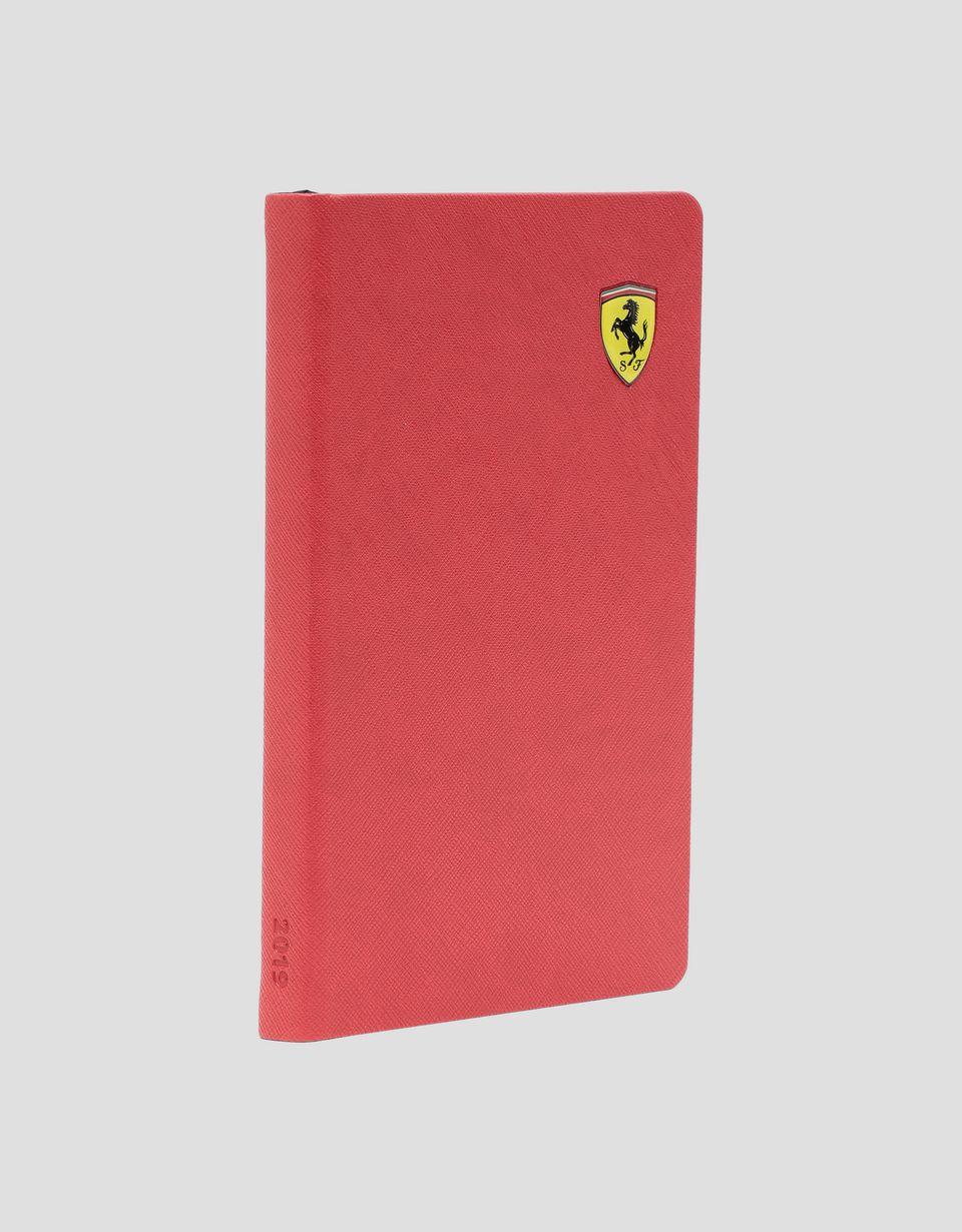 Scuderia Ferrari Online Store - 2019 Scuderia Ferrari day planner - Office Stationery