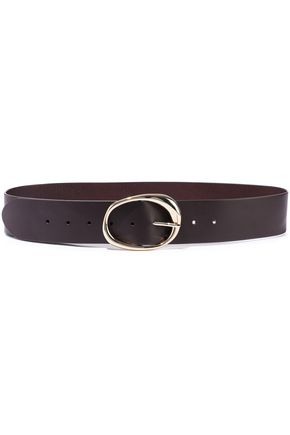 MAJE Amande leather belt