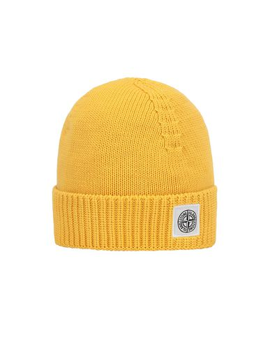 STONE ISLAND JUNIOR Hat Man N01A7 f