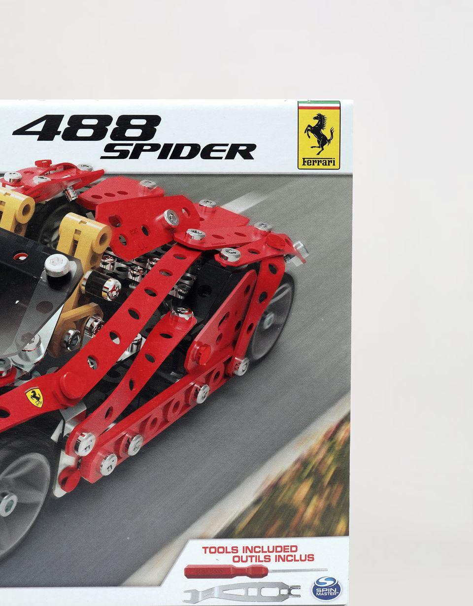 Scuderia Ferrari Online Store - Meccano 488 Spider - Toy Cars