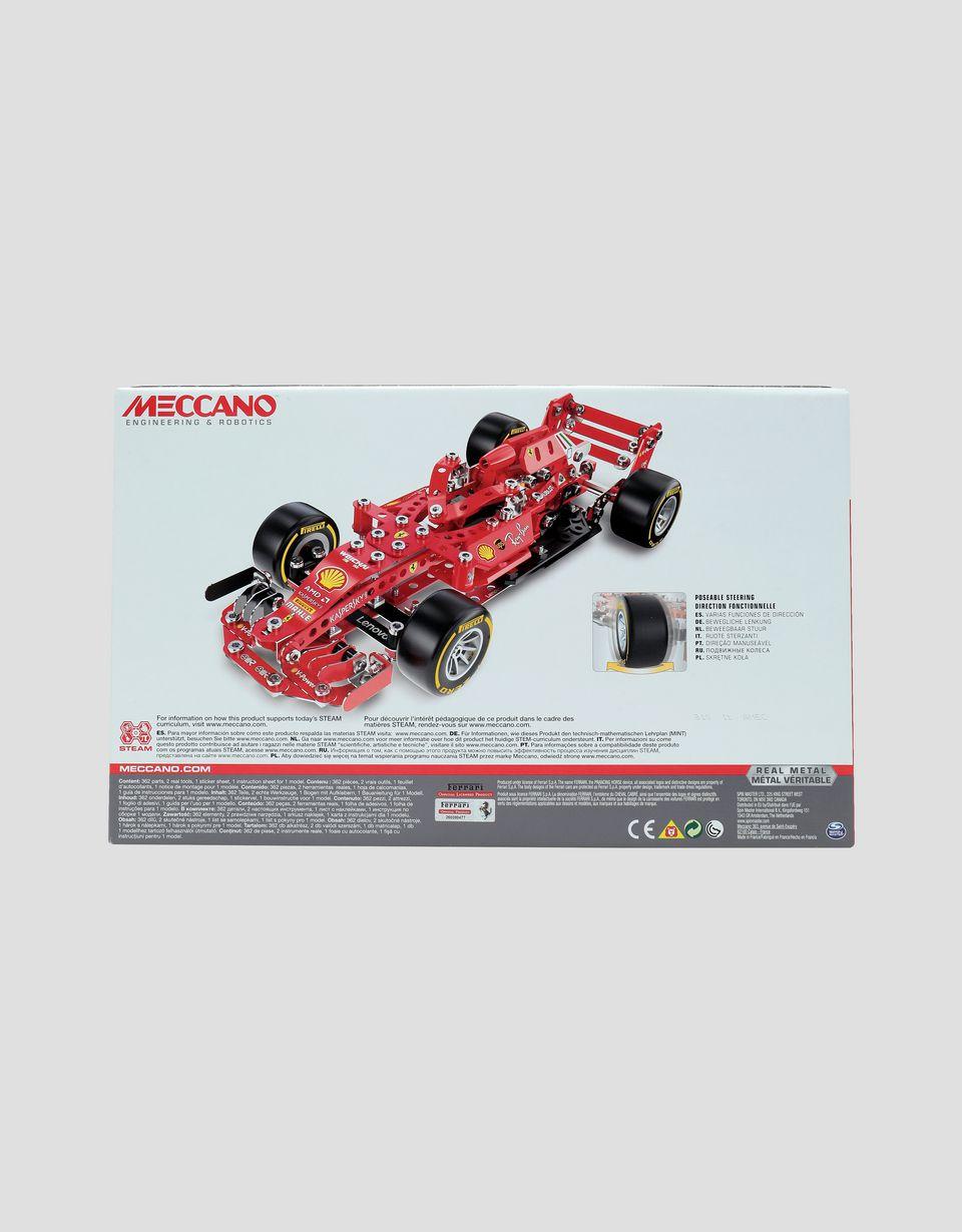 Scuderia Ferrari Online Store - Meccano Ferrari F1 - Building Sets