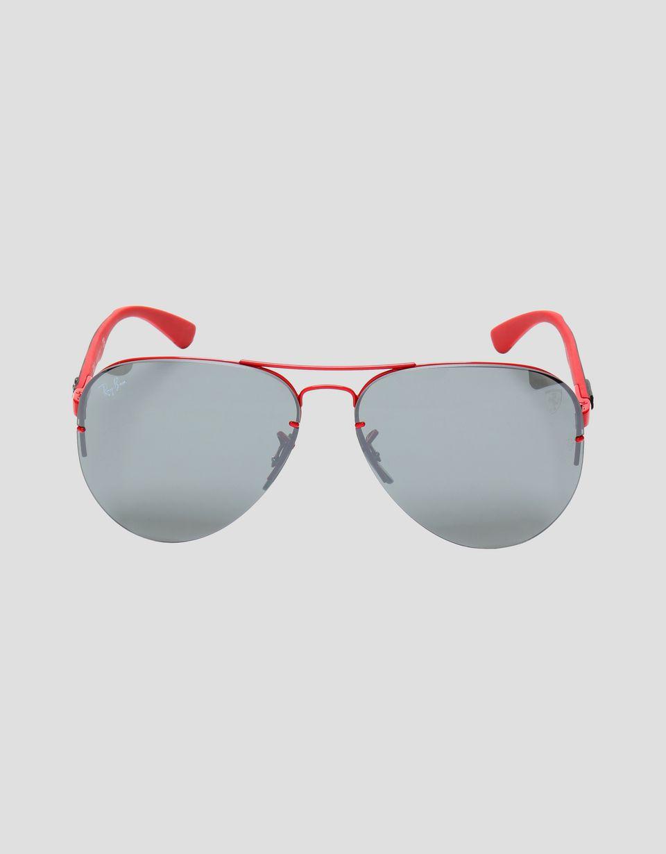Scuderia Ferrari Online Store - Ray-Ban x Scuderia Ferrari 0RB3460M - Sunglasses