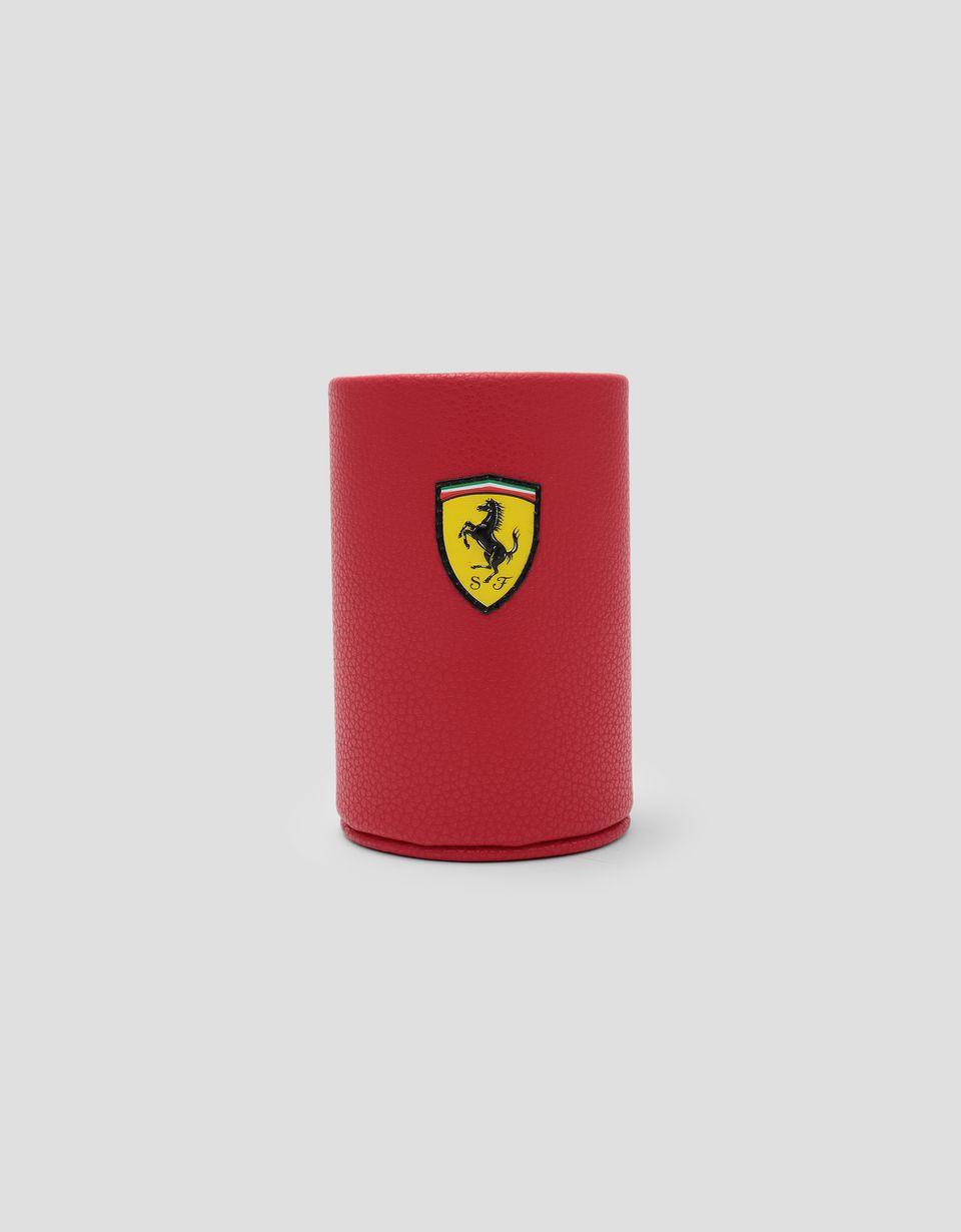 Scuderia Ferrari Online Store - Scuderia Ferrari red pen holder -