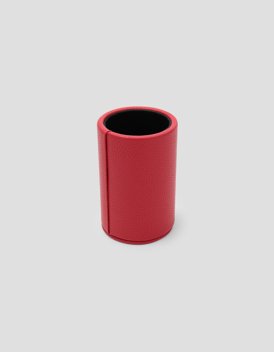Scuderia Ferrari Online Store - Bote para lápices Scuderia Ferrari rojo - Estuches