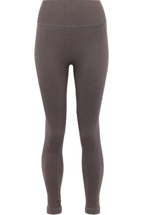 YUMMIE by HEATHER THOMSON Ribbed stretch leggings