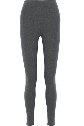 YUMMIE by HEATHER THOMSON Rachel stretch-cotton leggings