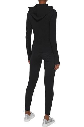 YUMMIE by HEATHER THOMSON Signature jacquard-knit leggings