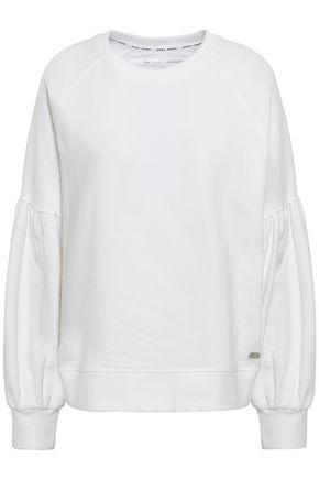 DKNY フレンチコットンパイル地 スウェットシャツ