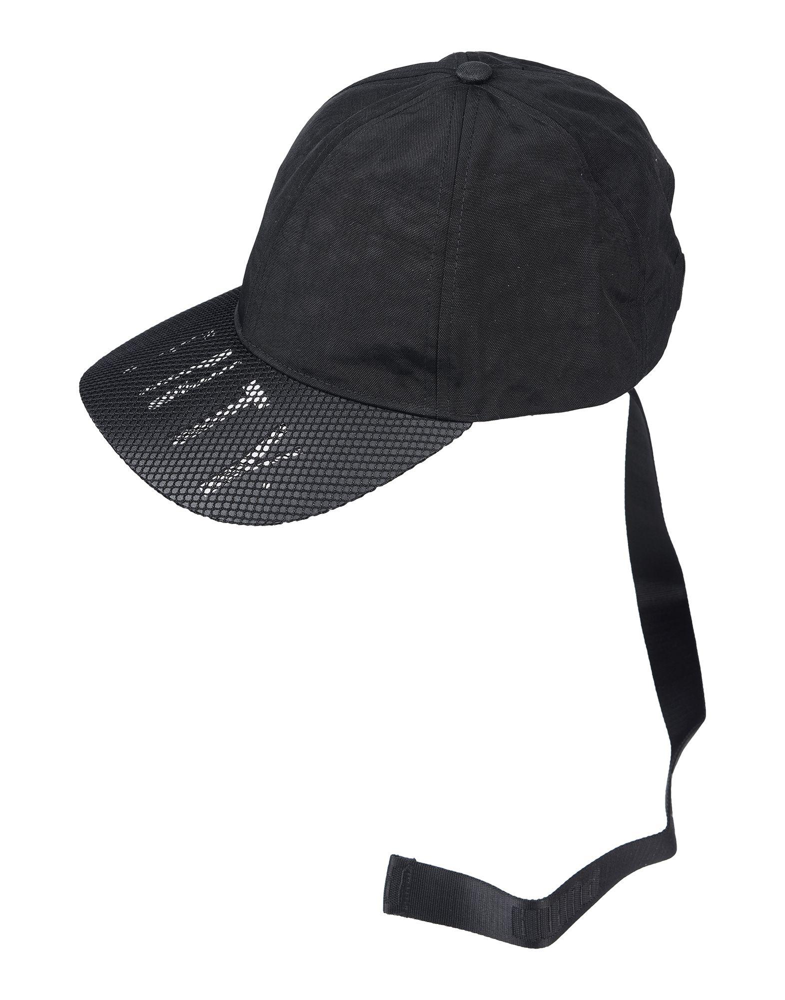 《期間限定セール開催中!》FENTY PUMA by RIHANNA レディース 帽子 ブラック one size ナイロン 100%