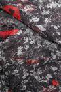IRO Frayed leopard-print modal and silk-blend scarf