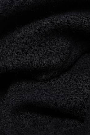 IRO ほつれ加工 ガーゼ スカーフ