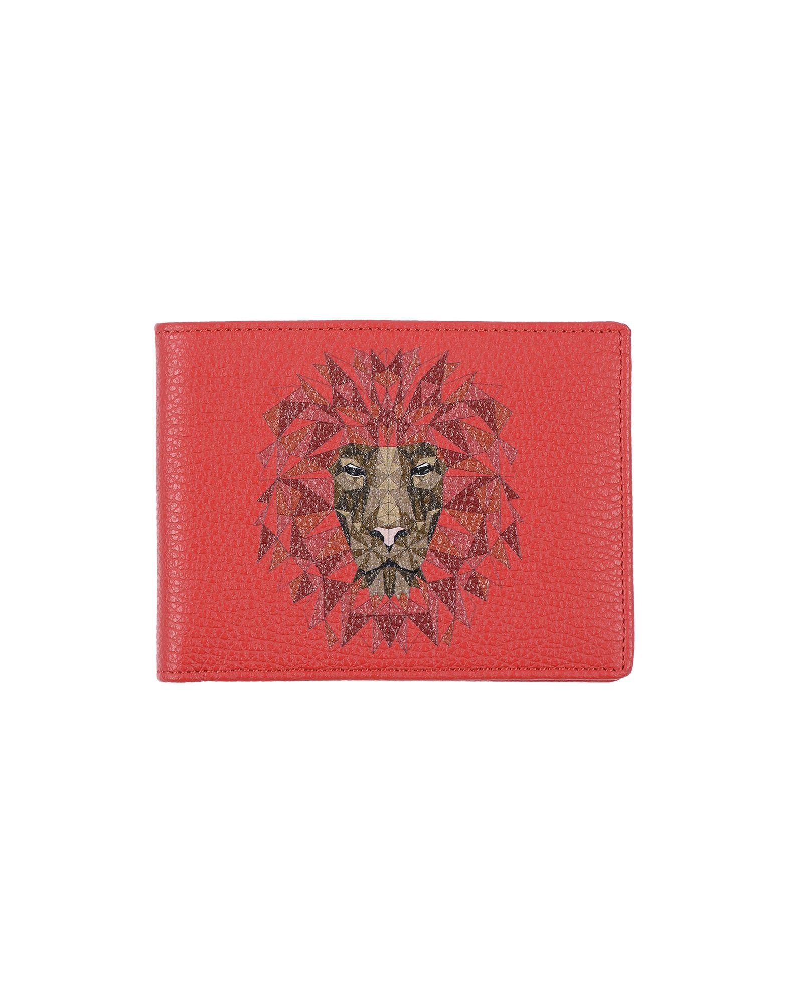ORCIANI Бумажник marino кожа моды простой короткий бумажник сладкий дикий бумажник 3 раза черные женские модели