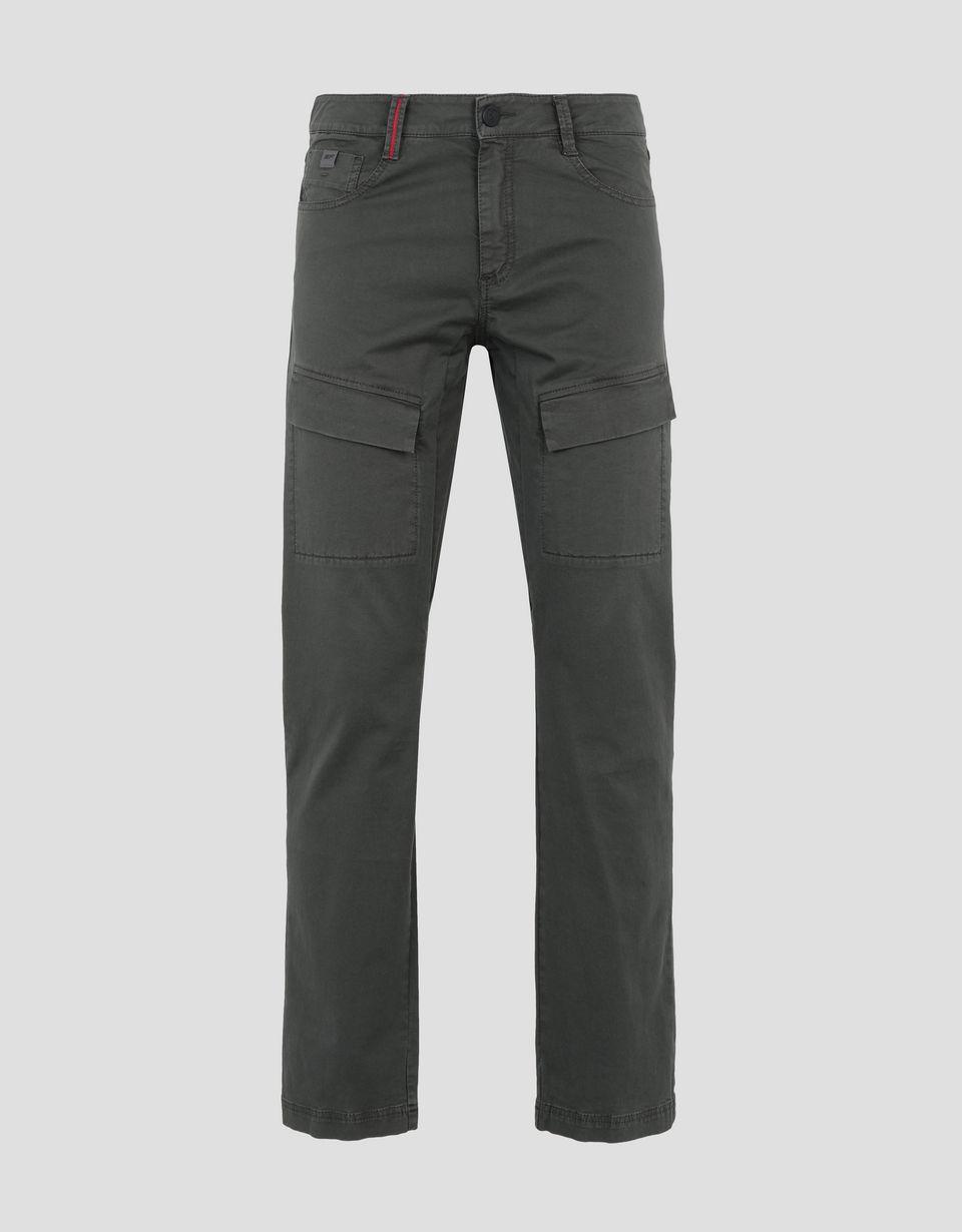 Scuderia Ferrari Online Store - Herren-Chinohose mit sieben Taschen - Chinos
