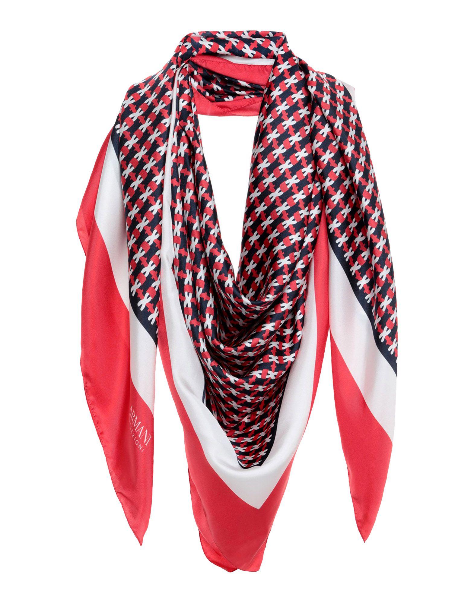 ARMANI COLLEZIONI Платок платок armani jeans 924174 7a111 00020