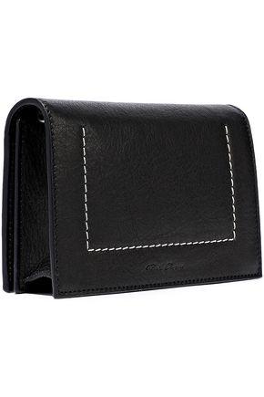 RICK OWENS Leather shoulder bag