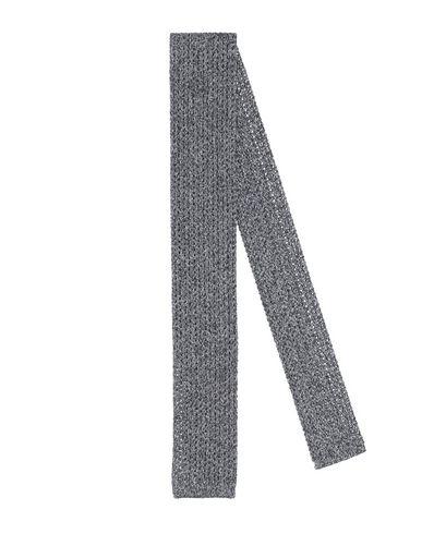 Фото - Мужской галстук ELEVENTY свинцово-серого цвета