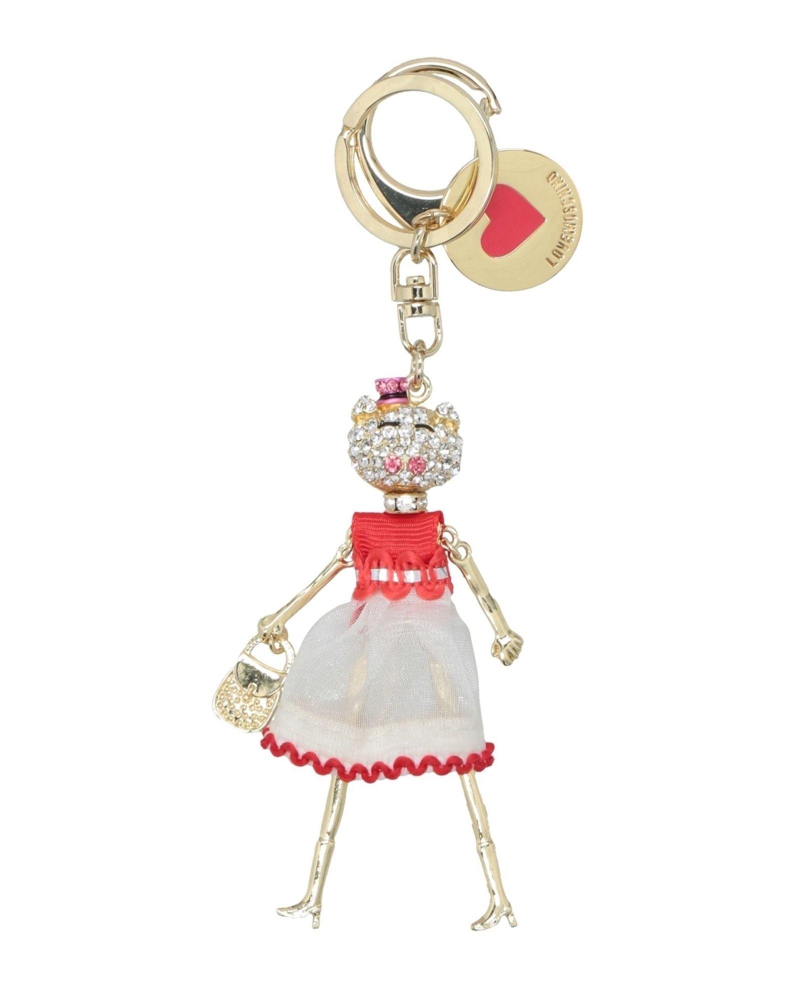 LOVE MOSCHINO Брелок для ключей maker and sons брелок для ключей