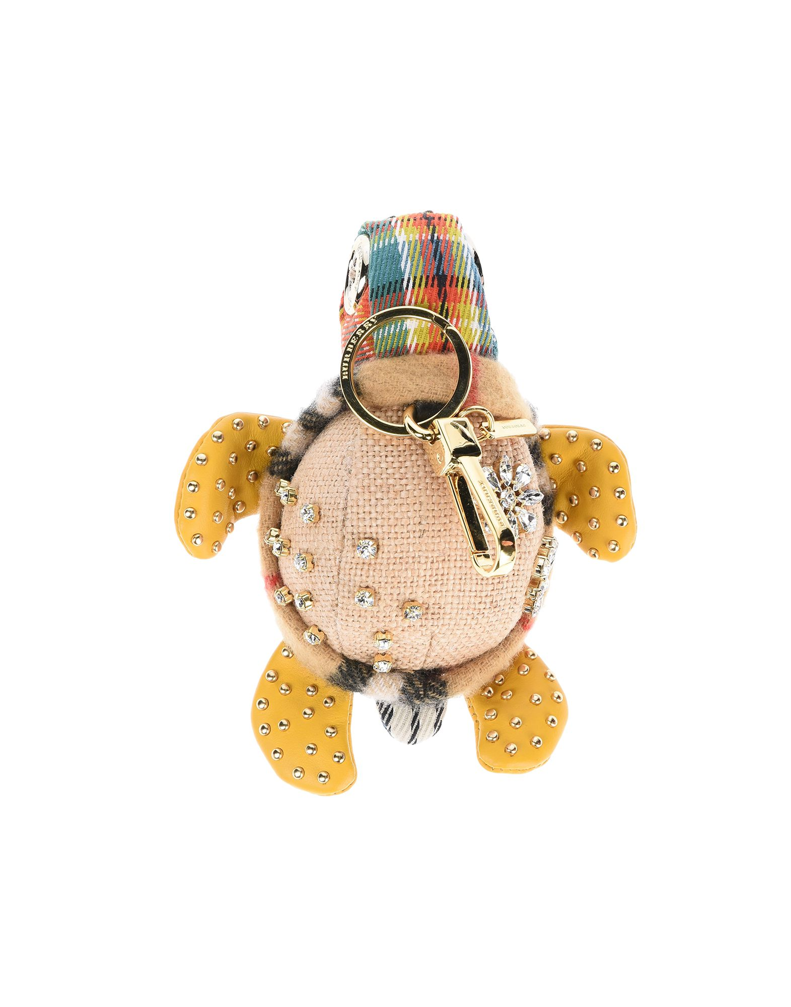 BURBERRY Брелок для ключей jobon zhongyin брелок для ключей кольцо для ключей цепочка цепочка волокно кожа ребенок мать весна талия висит тип ретро черный никель zb 116b