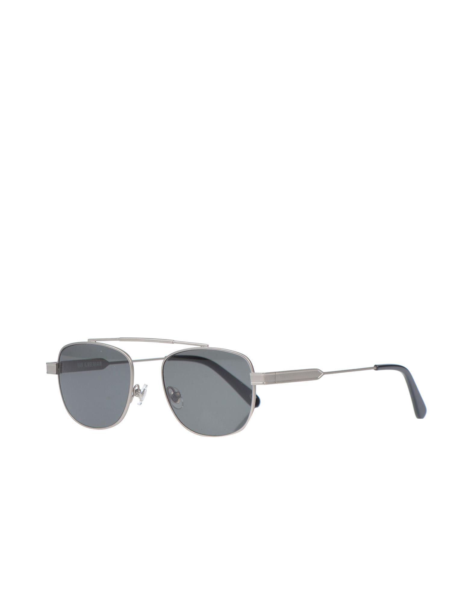 купить HAN KJØBENHAVN Солнечные очки по цене 5550 рублей