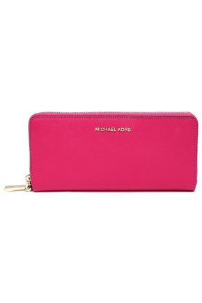 MICHAEL MICHAEL KORS Leather continental wallet