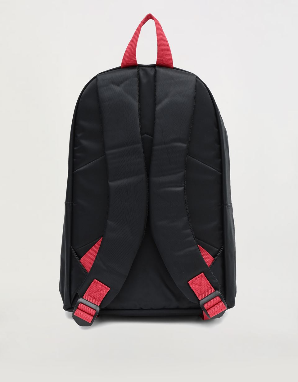 Scuderia Ferrari Online Store - Scuderia Ferrari kids backpack with front pocket - School Bags