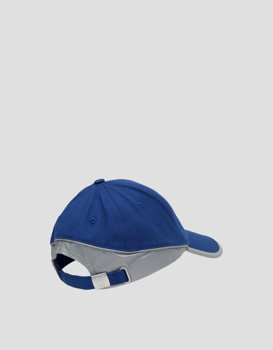 Scuderia Ferrari Online Store - Men's baseball hat with reflective inserts - Baseball Caps