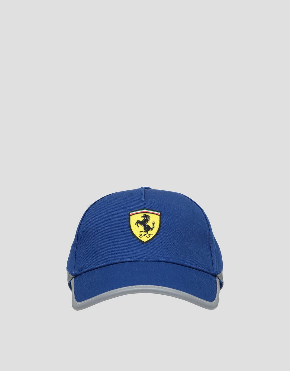 Scuderia Ferrari Online Store - Gorra con insertos reflectantes para hombre - Gorras de beísbol