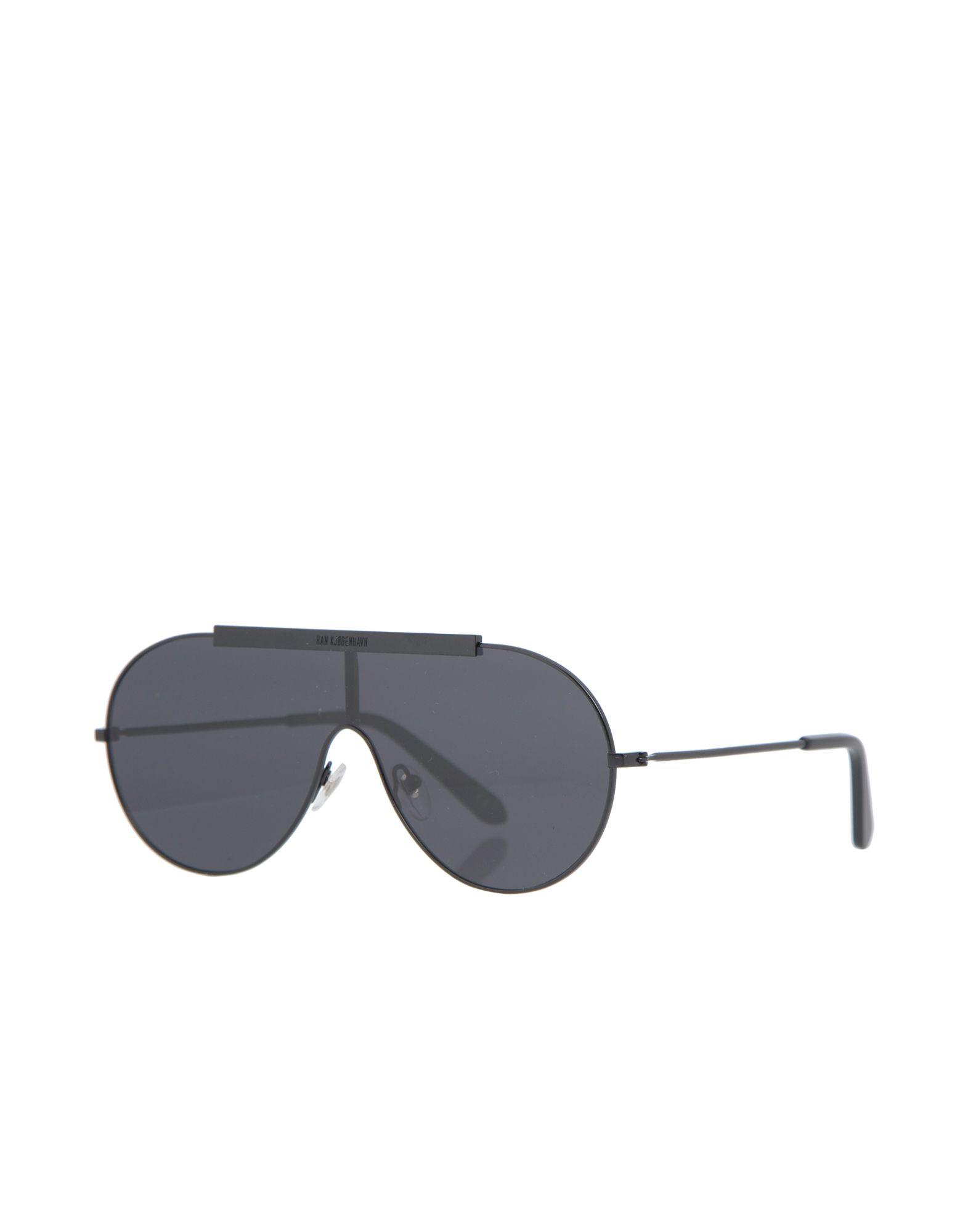 купить HAN KJØBENHAVN Солнечные очки по цене 5100 рублей