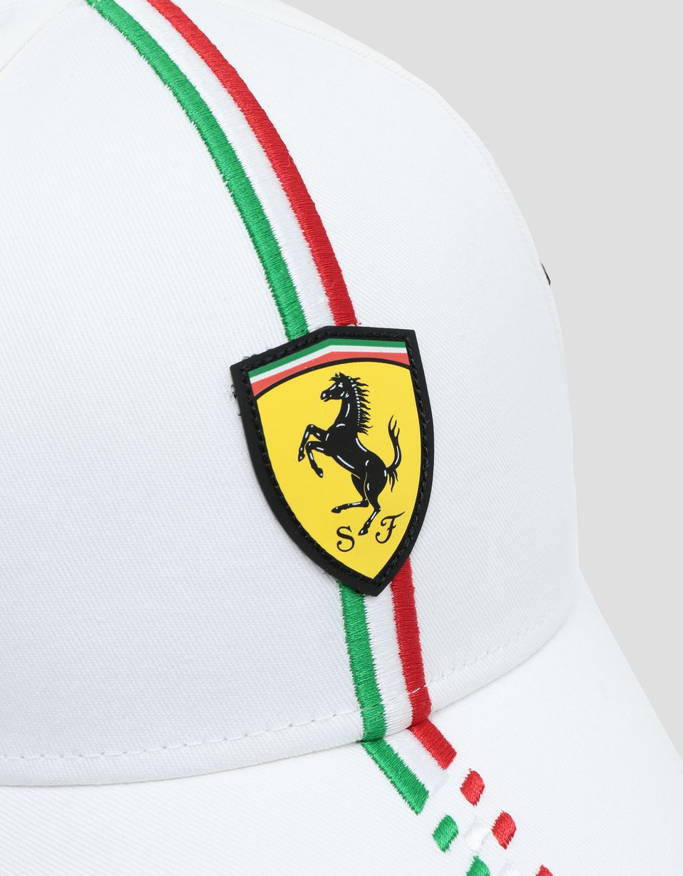 Scuderia Ferrari Online Store - Everywhere Red Women's Cap - Baseball Caps