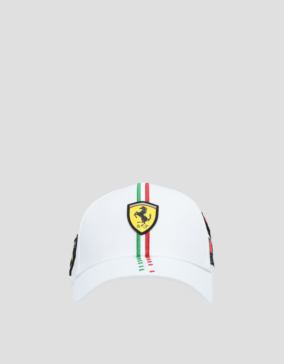 Scuderia Ferrari Online Store - Everywhere Red Women's Cap -