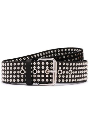 IRO Stanka studded leather belt