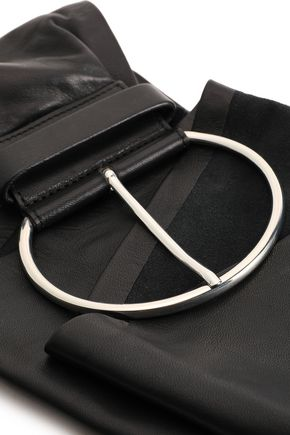 IRO Balacia leather belt